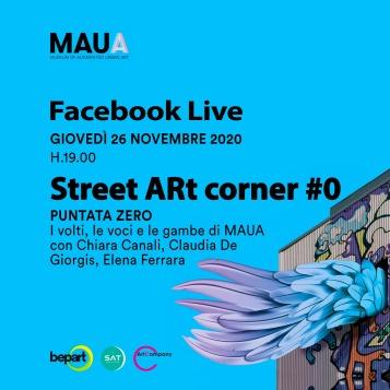 Street ARt Corner #0
