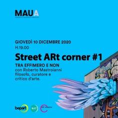 Street ARt Corner #1