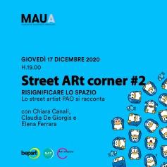 Street ARt Corner #2