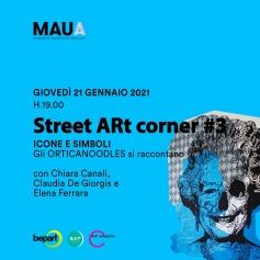 Street ARt Corner #3