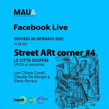 Street ARt Corner #4